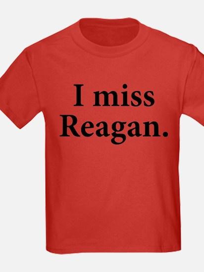 I Miss Reagan T