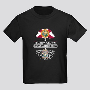 Florida Grown with Guanajuatense Roots Des T-Shirt