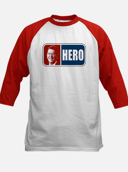 Ronald Reagan Hero Kids Baseball Jersey