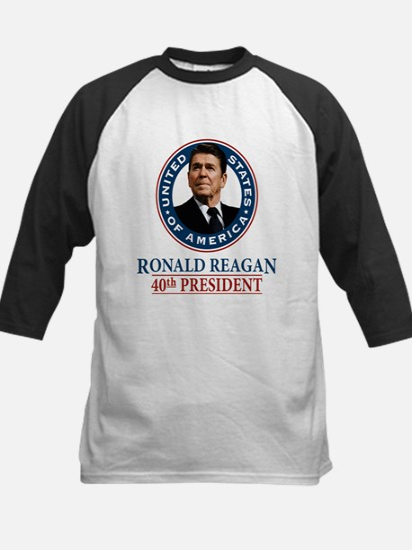 Ronald Reagan Kids Baseball Jersey