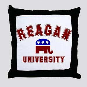 Reagan University Throw Pillow
