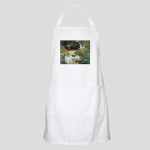The Luncheon by Claude Monet Apron