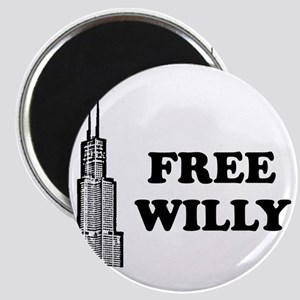 Free Willy Magnet