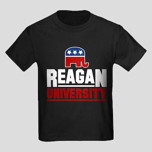 Reagan University Kids Dark T-Shirt