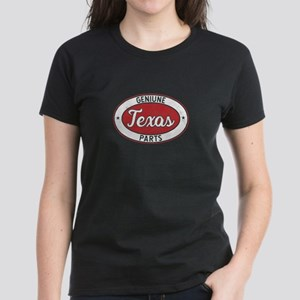 Genuine Texas Parts for Texas natives, res T-Shirt
