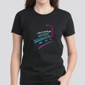 I don t want to go outside for introverts, T-Shirt