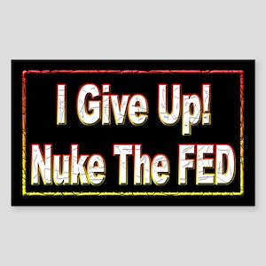 Nuke the FED