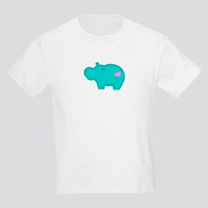 Hippo Kids Light T-Shirt