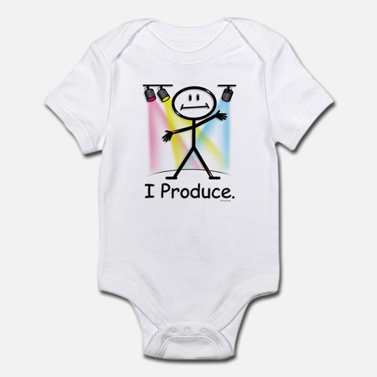 Theater Play Producer Infant Bodysuit