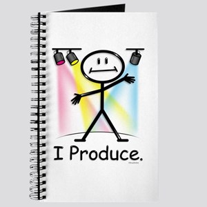 Theater Play Producer Journal