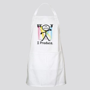 Theater Play Producer BBQ Apron