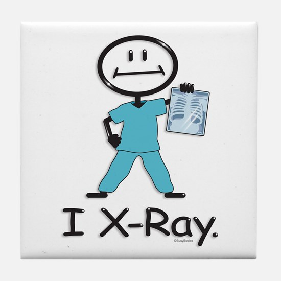 BusyBodies X-Ray Tech Tile Coaster