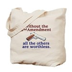 2nd Amendment Tote Bag