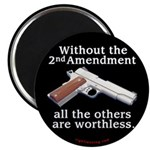 2nd Amendment Magnet
