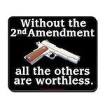 2nd Amendment Mousepad
