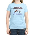 2nd Amendment Women's Light T-Shirt
