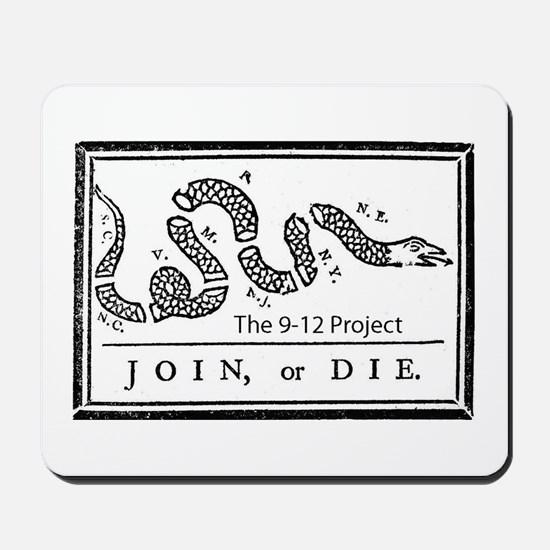 Join or die! The 912 project Mousepad