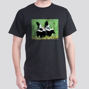 Two Skunks Dark T-Shirt