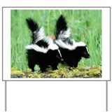 Skunk Yard Signs
