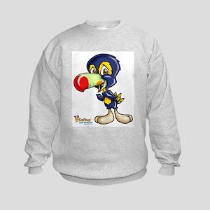 Baby Toucan Kids Sweatshirt