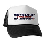 Don't Blame Me! Trucker Hat
