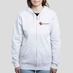 Ahlawy Women's Zip Hoodie