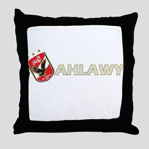 Ahlawy Throw Pillow