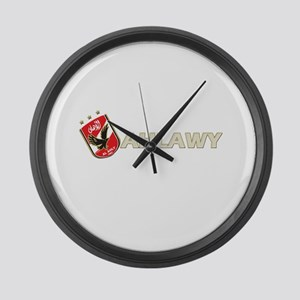 Ahlawy Large Wall Clock