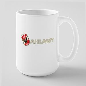 Ahlawy Large Mug