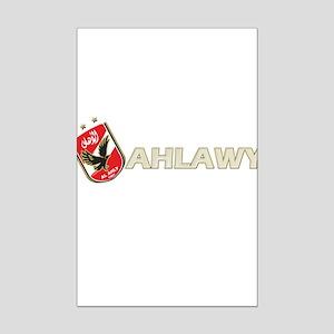 Ahlawy Mini Poster Print