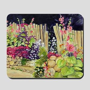 The Garden Steps Mousepad
