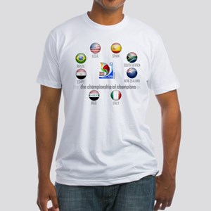 Confederations Cup '09 Fitted T-Shirt