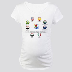 Confederations Cup '09 Maternity T-Shirt