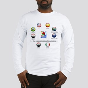 Confederations Cup '09 Long Sleeve T-Shirt
