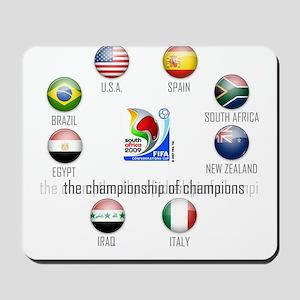 Confederations Cup '09 Mousepad