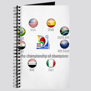 Confederations Cup '09 Journal