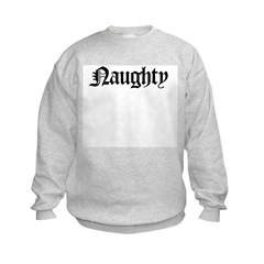 Naughty Sweatshirt