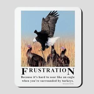 Frustration Mousepad