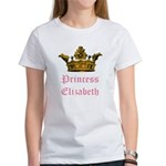 Princess Elizabeth Women's T-Shirt