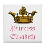 Princess Elizabeth Tile Coaster