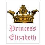 Princess Elizabeth Small Poster