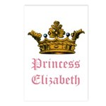 Princess Elizabeth Postcards (Package of 8)