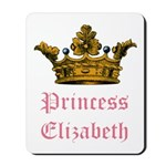 Princess Elizabeth Mousepad