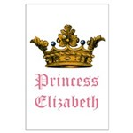 Princess Elizabeth Large Poster