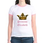 Princess Elizabeth Jr. Ringer T-Shirt
