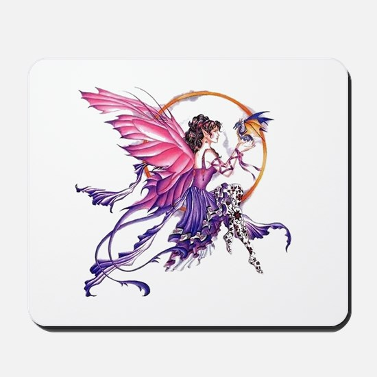 Tales of the Dragon Fairy Mousepad