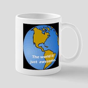 earth is awesome Mug