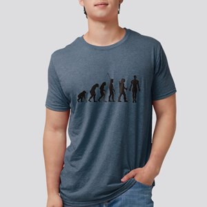 Acupuncture Mens Tri-blend T-Shirt
