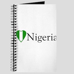 I Love Nigeria Journal