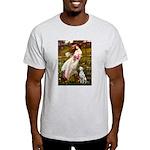 Windflowers / Dalmatian #1 Light T-Shirt